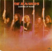 Cover The Runaways - Queens Of Noise
