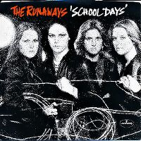 Cover The Runaways - School Days
