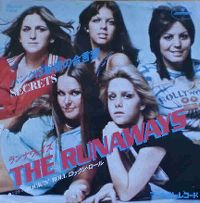 Cover The Runaways - Secrets