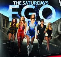 Cover The Saturdays - Ego