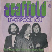 Cover The Scaffold - Liverpool Lou