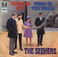 Cover The Seekers - Emerald City