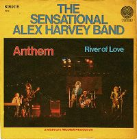 Cover The Sensational Alex Harvey Band - Anthem