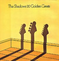 Cover The Shadows - 20 Golden Greats