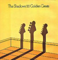 Cover The Shadows - 20 Golden Greats