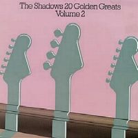 Cover The Shadows - 20 Golden Greats Volume 2