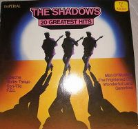Cover The Shadows - 20 Greatest Hits