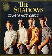 Cover The Shadows - 20 Jaar Hits Deel 2