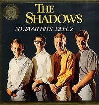 Cover The Shadows - 20 Jaar Hits Deel 2