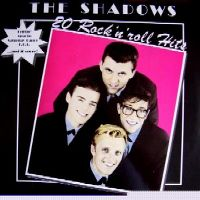 Cover The Shadows - 20 Rock 'N' Roll Hits