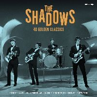 Cover The Shadows - 40 Golden Classics