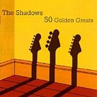 Cover The Shadows - 50 Golden Greats
