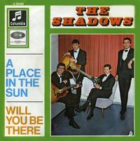 Cover The Shadows - A Place In The Sun
