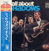 Cover The Shadows - All About The Shadows