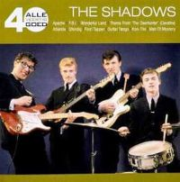 Cover The Shadows - Alle 40 goed