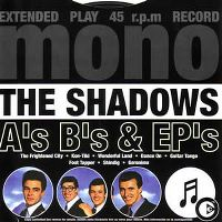 Cover The Shadows - A's B's & EP's