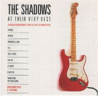 Cover The Shadows - At Their Very Best