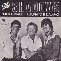 Cover The Shadows - Black Is Black