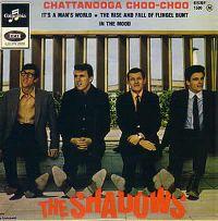 Cover The Shadows - Chattanooga Choo-Choo