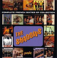 Cover The Shadows - Complete French Sixties EP Collection