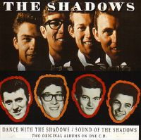 Cover The Shadows - Dancing With The Shadows / The Sound Of The Shadows