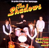 Cover The Shadows - Die grossen Erfolge einer Supergruppe