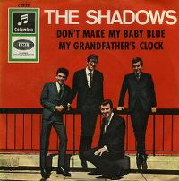 Cover The Shadows - Don't Make My Baby Blue
