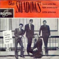 Cover The Shadows - Genie With The Light Brown Lamp