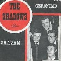 Cover The Shadows - Geronimo