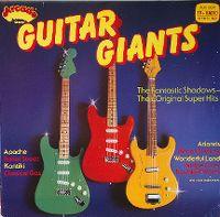 Cover The Shadows - Guitar Giants