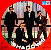 Cover The Shadows - Hallo Shadows