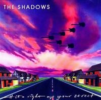 Cover The Shadows - Hits Right Up Your Street