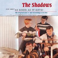 Cover The Shadows - Just About As Good As It Gets! The Original Rock 'N' Roll Recordings 1958-1961