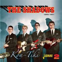 Cover The Shadows - Kon-Tiki 1958-1961