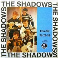 Cover The Shadows - Kon-Tiki