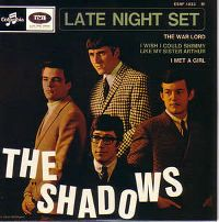 Cover The Shadows - Late Night Set