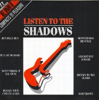 Cover The Shadows - Listen To The Shadows