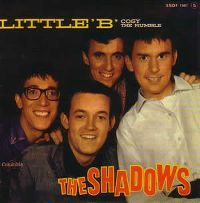 "Cover The Shadows - Little ""B"""
