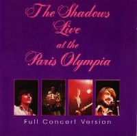Cover The Shadows - Live At The Paris Olympia