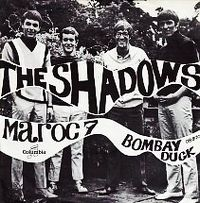 Cover The Shadows - Maroc 7