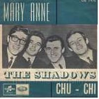 Cover The Shadows - Mary Anne