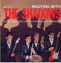 Cover The Shadows - Meeting With The Shadows
