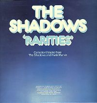 Cover The Shadows - Rarities