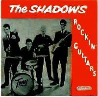 Cover The Shadows - Rockin' Guitars