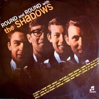 Cover The Shadows - Round And Round With The Shadows