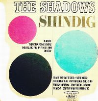 Cover The Shadows - Shindig