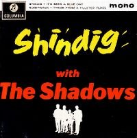 Cover The Shadows - Shindig With The Shadows