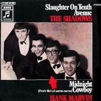 Cover The Shadows - Slaughter On Tenth Avenue