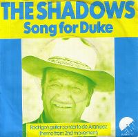 Cover The Shadows - Song For Duke