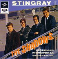 Cover The Shadows - Stingray